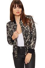 Jacken aus Polyester mit Reißverschluss für die Freizeit