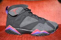 DMP Nike Air Jordan 7 VII Retro Raptor Size 13 Defining Moments Purple Black Red