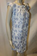 Ladies Blue & White Summer Dress Size S Vero Moda