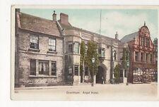 Grantham Angel Hotel Vintage Postcard 323a