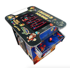 🔥CLASSIC ARCADE COMMERCIAL COCKTAIL TABLE GAMES 412🔥145LBS 22inch screen