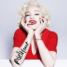 MADONNA - REBEL HEART: CD ALBUM (March 9th 2015)