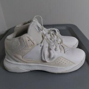 Adidas Cloudfoam Ilation Men's Size 9 Shoes White/Ivory Mid Top Athletic Sneaker