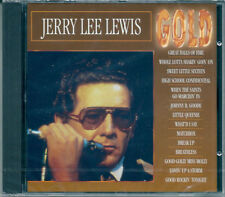 Jerry Lee Lewis. Gold CD NUOVO SIGILLATO Great balls of fire. Johnny B Goode