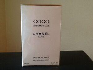 CHANEL COCO MADEMOISELLE 3.4 oz / 100 ml Eau De Parfum EDP, NEW, SEALED