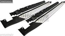 BMW X5 E70 07-13 Running Board Step Bar Side Skirts Boards Steps footboard