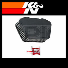 K & n Filtro De Aire Motocicleta Filtro De Aire Para Yamaha Xvs950 / Xvs1300 | Ya-1307