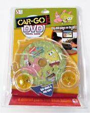 SpongeBob Squarepants  Car Go DVD Travel Game NIP