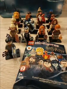 LEGO Harry Potter™ Serie 2  komplettes Figurenset. Alle 16 St.