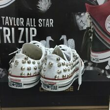 Converse All Star Mykonos [Product Custom Made] Shoes Studded Handmade Borc
