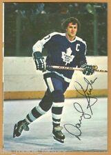 1977-78 TOPPS GLOSSY SQUARE #20 DARRYL SITTLER | HOF | Toronto Maple Leafs
