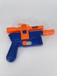 2015 Hasbro Star Wars Han Solo Blaster water Gun RARE