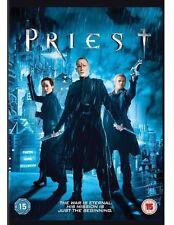 PRIEST PAUL BETTANY KARL URBAN STEPHEN MOYER SONY UK REGION 2 DVD NEW & SEALED