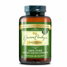 Garcinia Cambogia Premium - Weight Loss Supplement with 95% HCA (1 bottle)