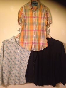 Men's Large Gene Meyer Shirt