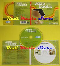 CD JAZZ BEATS VOL. 3 compilation B. HUGHES SOLSTANCE SAMBAO no lp mc dvd (C15)