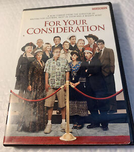 For Your Consideration (DVD, 2007)