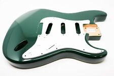 Eden® Premier Series DIY Alder Hardtail Strat Body British Racing Green