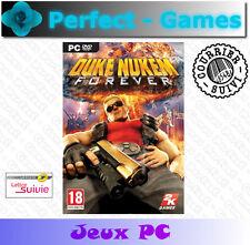 DUKE NUKEM FOREVER PC DVD Games jeux PC neuf new sous blister