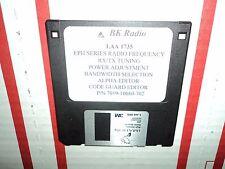 BENDIX KING LAA1735 Bendix King E series VHF DOS based Programming Software EPH