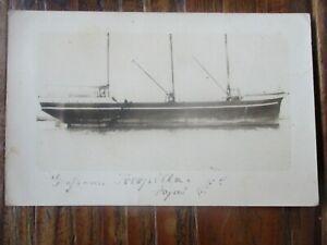 RPPC CHILE  VAPOR TOCOPILLA 1918