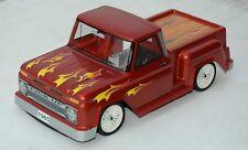 Mini Pick Up PAINTED Lexan Body Shell to suit 1:10 RC MINI 1:12 RC Tamiya M07