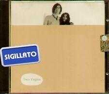 "YOKO ONO - JOHN LENNON "" TWO VIRGINS "" CD NUOVO 015171999923"