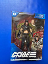 G.I. Joe Classified Series Zartan 6 In. Action Figure #23 Box Damage Please Read