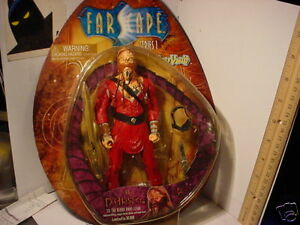 FARSCAPE SERIES ONE  DARGO ACTION FIGURE LIMITED