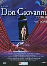 Mozart: Don Giovanni [DVD Video] Excellent condition. Like New...