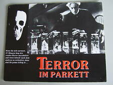 TERROR IM PARKETT - AF #1 - HORROR - Lobby Cards