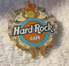 Hard Rock Cafe Pin Hong Kong Unification Series No 2 No 1 of 3 Two Fish (30921)