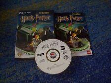PC Spiel LEGO Creator Harry Potter & die Kammer des Schreckens OVP + Anleitung