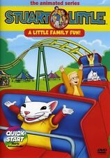 Stuart Little the Animated Series: A Little Family Fun (2009, REGION 1 DVD New)