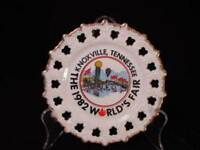 1982 Knoxville Tennessee World's Fair Plate  Collector plate