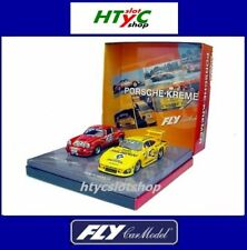 FLY CAR MODEL PORSCHE 911 SEBRING + 935 K3 LE MANS TEAM KREMER 99065