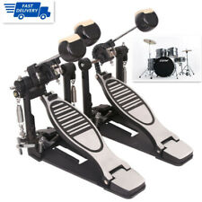 Professional Double Kick Drum Pedal Single Bass Drum Foot Kick Pedal Percussion