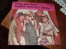 "I COMBOS "" ROSE NEL BUIO - BIANCHI CRISTALLI SERENI "" ITALY'71"