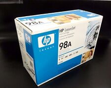 Genuine HP 92298A Black LaserJet Toner Cartridge