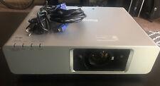 Panasonic PT-FW300NT WXGA Conference Projector 3500 Lumens 1246 Lamps Hrs