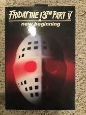 Neca Friday The 13th Part V Ultimate Jason Voorhees 7? Brand New Roy Burns