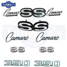 1969 Camaro Rally Sport /Super Sport 350 Emblem Kit 69