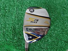 Left Hand King Cobra S3 Max 4 Hybrid 24 Degree Regular Flex iHS Shaft NEW LH 24*