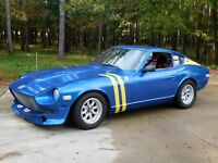 VINTAGE  DATSUN  240Z  RACE  CAR ,                            NO   RESERVE  !!!!
