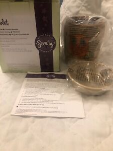 Scentsy OWLET Warmer Authentic Retired Scentsy Warmer Brand NEW in original box