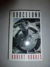 Barcelona, Hughes, Robert, HBDJ,  1st Edition, 2nd Print, 0002720787, B215