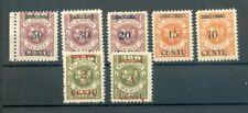 Memel 167/74A Set MH (71219