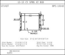 Radiator-Assembly TYC 13342