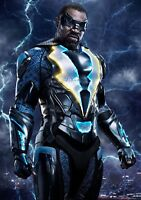 BLACK LIGHTNING TV Show PHOTO Print POSTER Series Cress Williams DC Comics 001