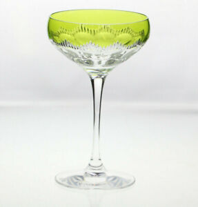 Waterford Mixology Neon Lime Champagne Coupe - Second